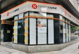 Fórmula capital entidad