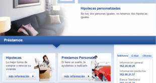 Deutsche Bank Online - Prestamos Personales hasta 60.000 euros