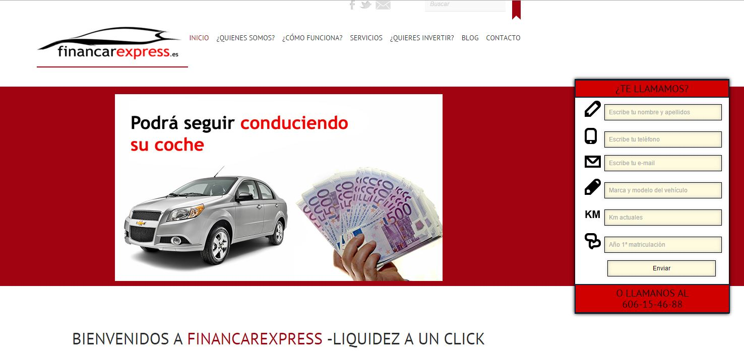 Financarexpress.es