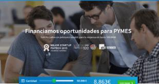 Créditos y Préstamos Para PYMES en Spotcap