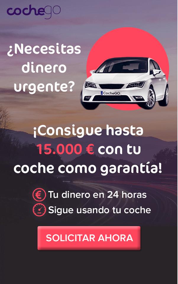 préstamo por tu coche en CocheGO