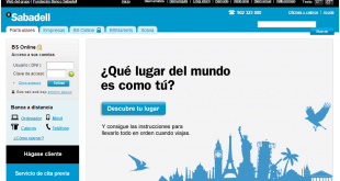 Préstamos Sabadell Online