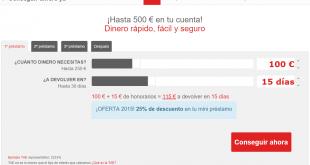 conseguirdineroya.com minicredito rapido