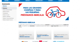 Personales de IberCaja.es