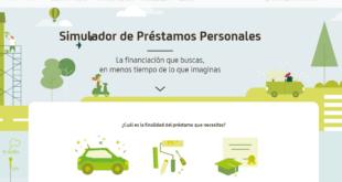 préstamos personales de Bankia Online
