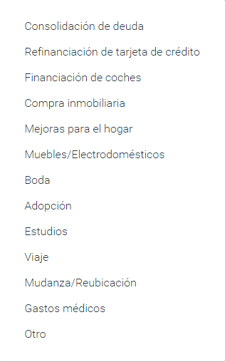 financiación con CrossLend