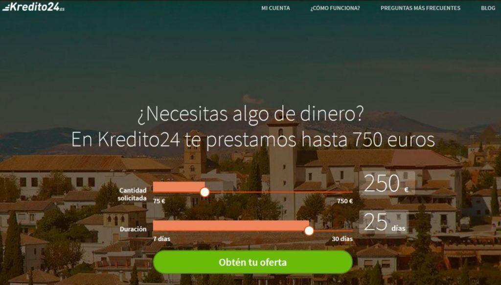 créditos rápidos con ASNEF de kredito24