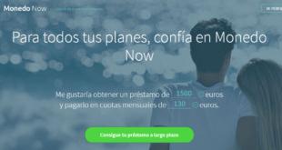 Monedo Prestamos 100 % Online De Hasta 5000 €