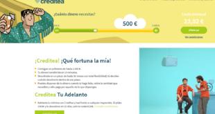 Creditea - linea de crédito y préstamo personal
