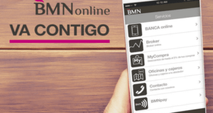 préstamos personales BMN Online