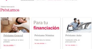 Préstamos Banco Popular Online