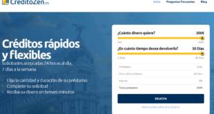 CreditoZen - Préstamos Rápidos y Dinero Urgente con ASNEF