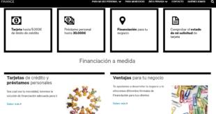 Préstamos y Tarjetas EVO Finance Online