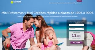 Savso - Mini Préstamos y Mini Créditos rápidos