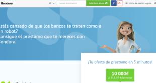 Bondora Préstamos personales online de hasta 10.000€