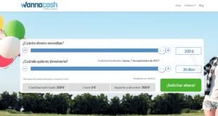 Wannacash - Solicita créditos rápidos y prestamos personales