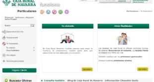 Créditos y Préstamos Caja Rural de Navarra Online