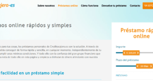 Creditocajero - Solicita Prestamos Online de hasta 300€
