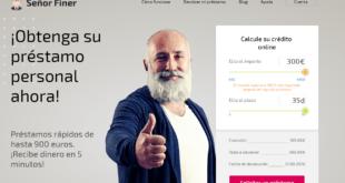 Los créditos y préstamos rapidos online de Finer