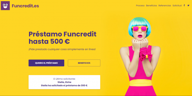 Préstamo Funcredit