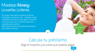 prestamos Movistar Money
